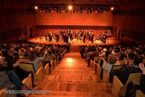 13 de julio Orquesta Nacional de Música Argentina ¨Juan de Dios Filiberto¨ Director: Luis Gorelik Solista: Marcela Méndez Sala Argentina del Centro Cultural Kirchner